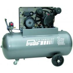 Compresseur 100L 250 l/min...