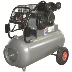Compresseur 100L 350 l/min...