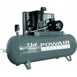 Compressor industrial 500L...